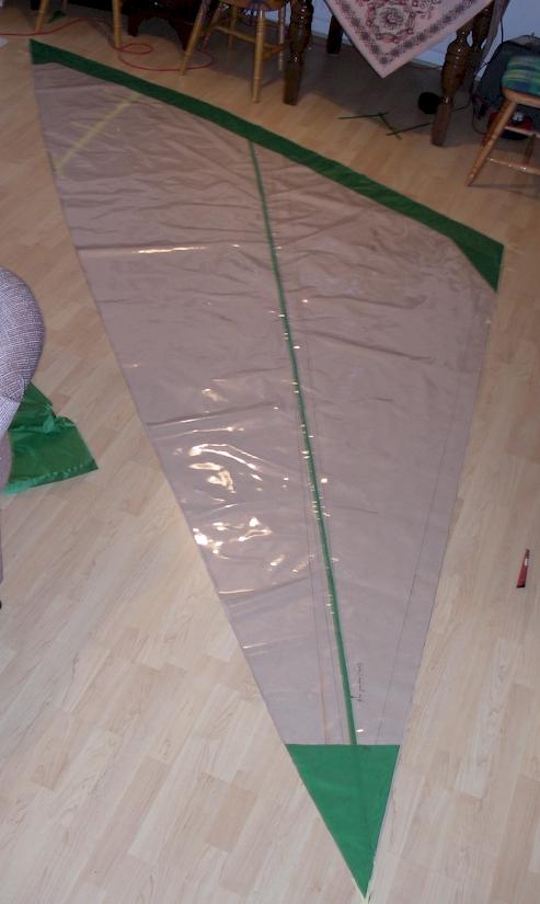 Fleche Prototype Sail